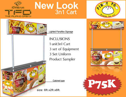 Philippines Food Cart Franchise Business