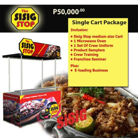 Food Cart Franchise Philippines