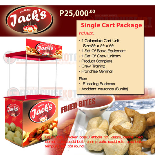 Food Cart Packages